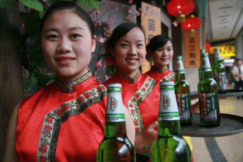 алкогольные игры в китае
