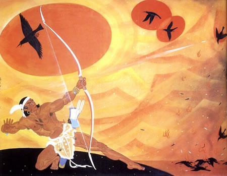 мифы китая праздник середины осени