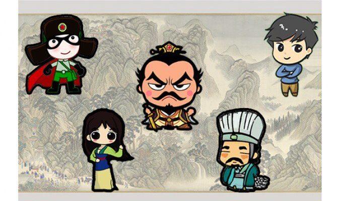 исторические фигуры в Китае